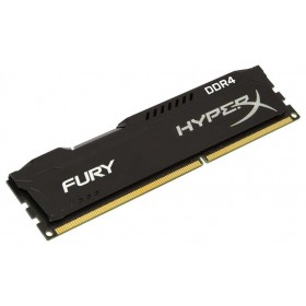 HyperX Fury Noir 4Go DDR4 2400 MHz CL15 Mémoire vive PC Kingston, Ultra Pc Gamer Maroc