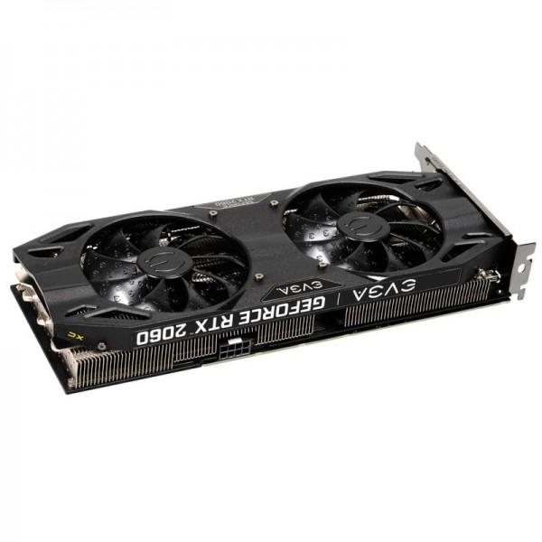 EVGA GeForce RTX 2060 XC Ultra Black 6GB GDDR6 Cartes graphiques EVGA, Ultra Pc Gamer Maroc