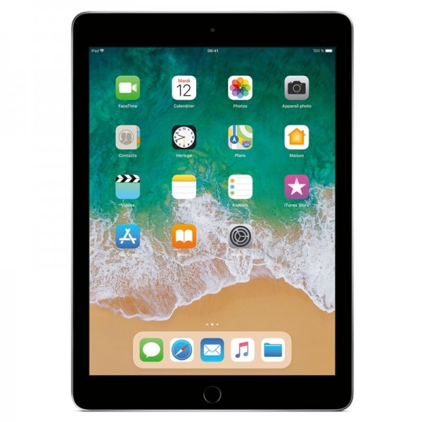 Apple iPad 2018 Wifi 32GB Space Grey iPad Apple, Ultra Pc Gamer Maroc