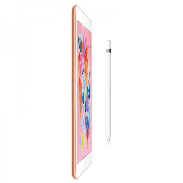 Apple iPad 2018 Wifi + Cellular 128GB Gold iPad Apple, Ultra Pc Gamer Maroc