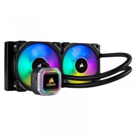 Corsair Hydro Series H100i RGB PLATINUM Refroidissement Corsair, Ultra Pc Gamer Maroc