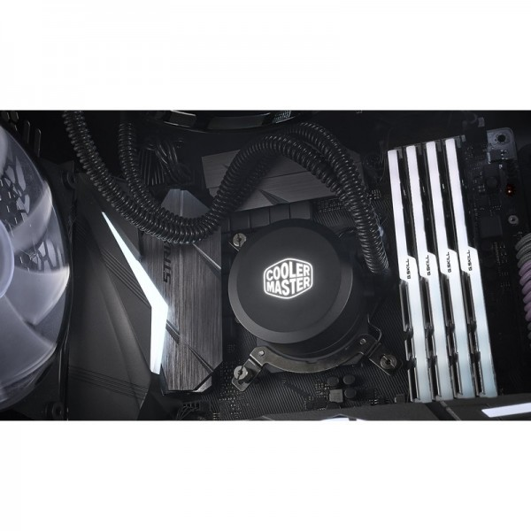 Cooler Master MasterLiquid Lite 240 Refroidissement Cooler Master, Ultra Pc Gamer Maroc