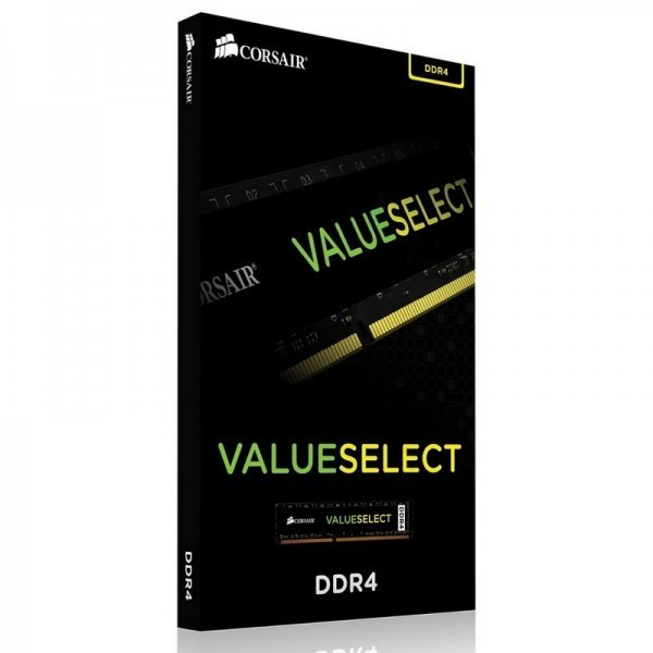 Corsair ValueSelect 4Go DDR4 2133 MHz CL15 Mémoire vive PC Corsair, Ultra Pc Gamer Maroc