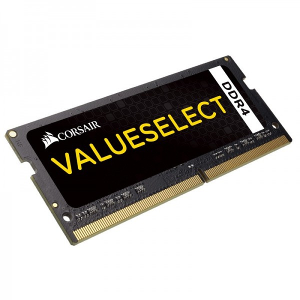 Corsair Value Select SO-DIMM DDR4 4Go 2133 MHz CL15 Mémoire vive PC Corsair, Ultra Pc Gamer Maroc