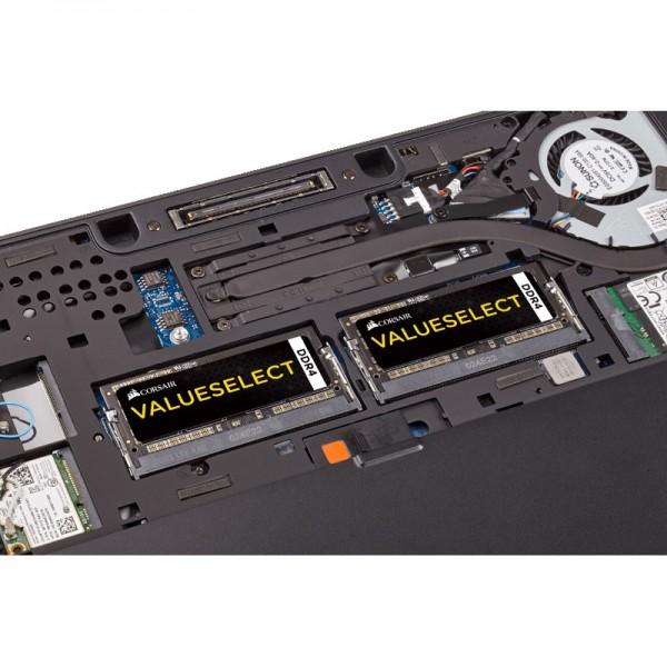 Corsair Value Select SO-DIMM DDR4 8Go 2133 MHz CL15 Mémoire vive PC Corsair, Ultra Pc Gamer Maroc