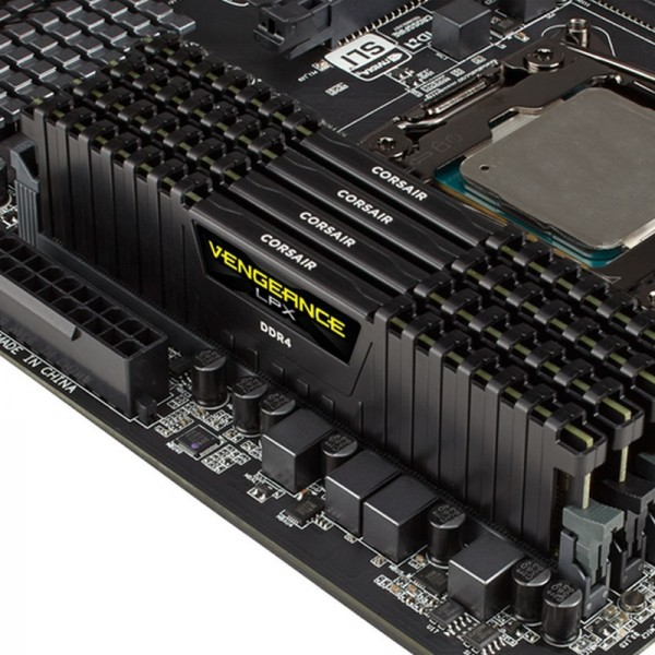 Corsair Vengeance LPX Series Low Profile 8Go DDR4 2400 MHz CL16 Mémoire vive PC Corsair, Ultra Pc Gamer Maroc