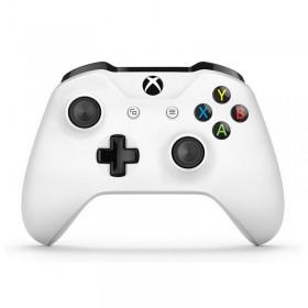 Microsoft Xbox One Wireless Controller Blanc Périphériques de jeu Microsoft, Ultra Pc Gamer Maroc