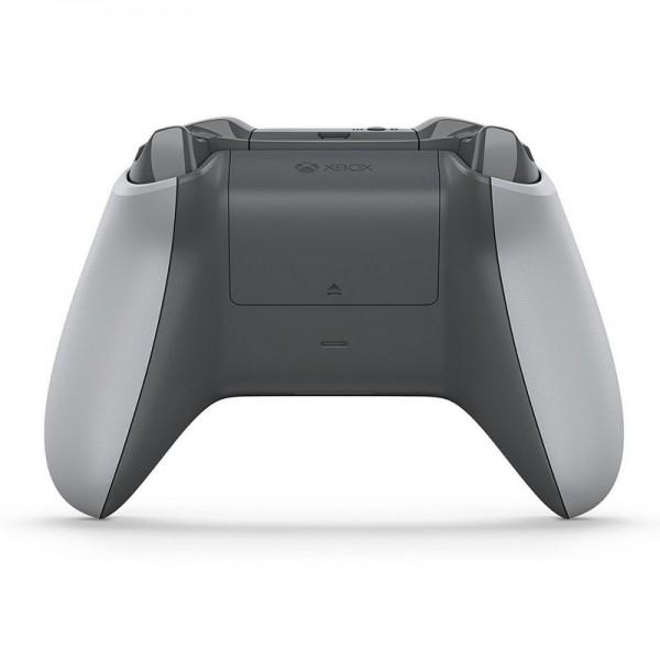 Microsoft Xbox One Wireless Controller Gris et Vert Périphériques de jeu Microsoft, Ultra Pc Gamer Maroc
