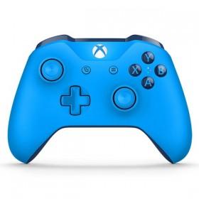 Microsoft Xbox One Wireless Controller Bleu Périphériques de jeu Microsoft, Ultra Pc Gamer Maroc