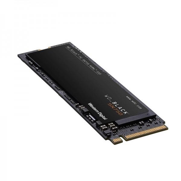 Western Digital WD Black SN750 M.2 NVMe 500GB Disques SSD Western Digital, Ultra Pc Gamer Maroc