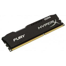 HyperX Fury Noir 8Go DDR4 2400 MHz CL15 Mémoire vive PC HyperX, Ultra Pc Gamer Maroc