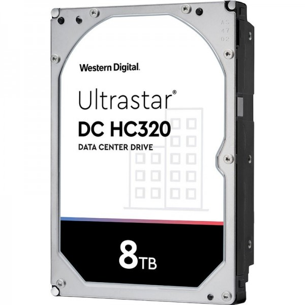 Western Digital Ultrastar DC HC320 8TB Disques durs et SSD Western Digital, Ultra Pc Gamer Maroc