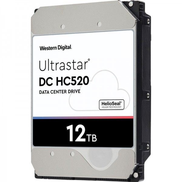 Western Digital Ultrastar DC HC520 12TB Disques durs et SSD Western Digital, Ultra Pc Gamer Maroc
