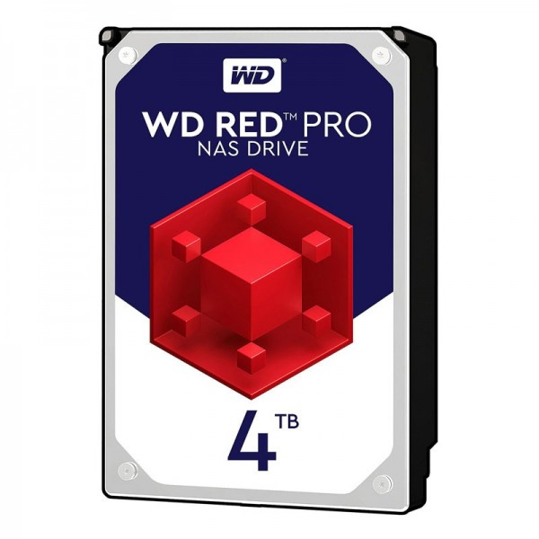 WD Red Pro 4TB Disques durs et SSD Western Digital, Ultra Pc Gamer Maroc