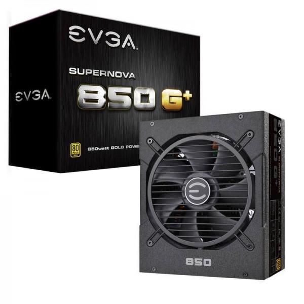 EVGA Supernova 850 G1+ 80PLUS Gold 850W Alimentations PC EVGA, Ultra Pc Gamer Maroc