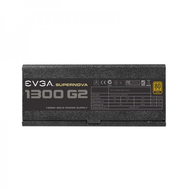 EVGA Supernova 1300 G2 80PLUS Gold 1300W Alimentations PC EVGA, Ultra Pc Gamer Maroc