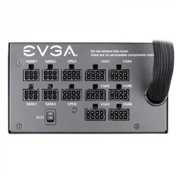 EVGA SuperNOVA 1000 GQ 80PLUS Gold 1000W Alimentations PC EVGA, Ultra Pc Gamer Maroc