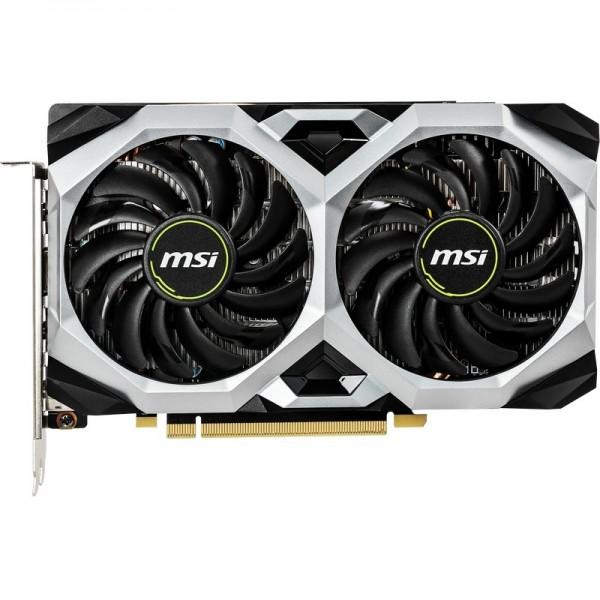 MSI GeForce GTX 1660 Ti VENTUS XS OC 6GB GDDR6 Cartes graphiques MSI, Ultra Pc Gamer Maroc