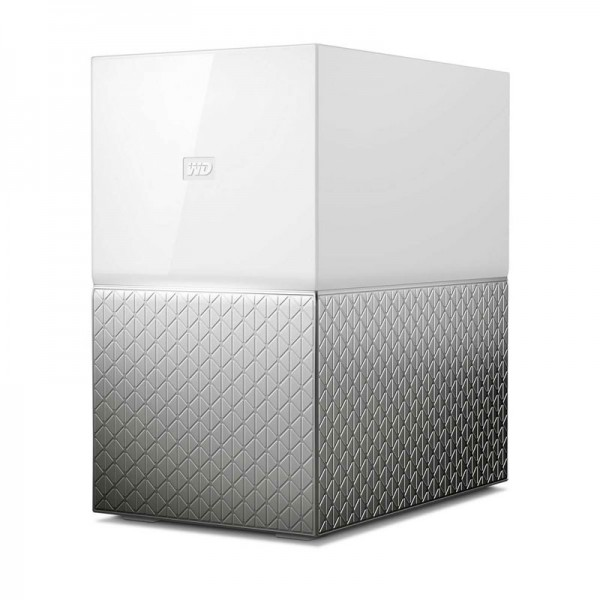 WD My Cloud Home Duo 12TB (2x 6TB) Réseau Western Digital, Ultra Pc Gamer Maroc