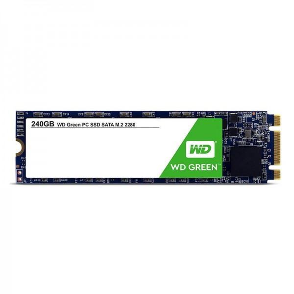 Western Digital WD Green 240GB M.2 Disques SSD Western Digital, Ultra Pc Gamer Maroc