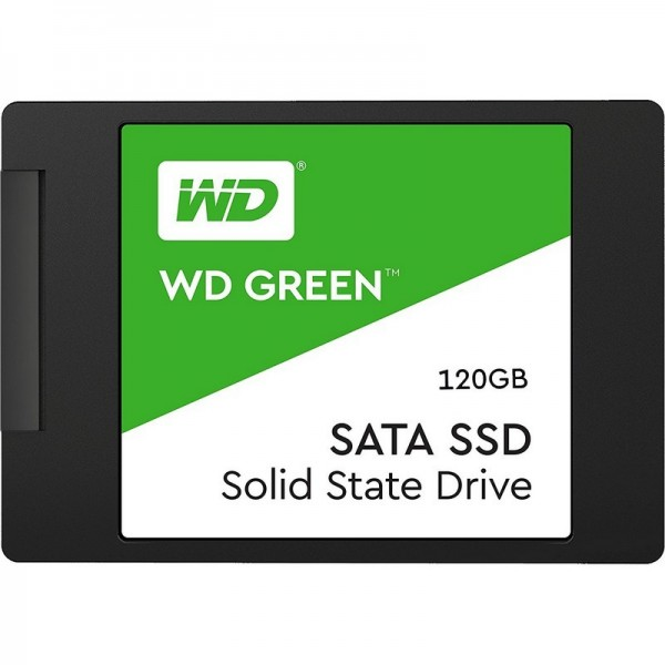 Western Digital WD Green 120GB SATA Disques durs et SSD Western Digital, Ultra Pc Gamer Maroc