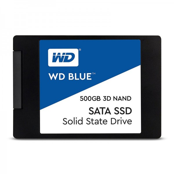 Western Digital WD Blue 500GB Disques SSD Western Digital, Ultra Pc Gamer Maroc
