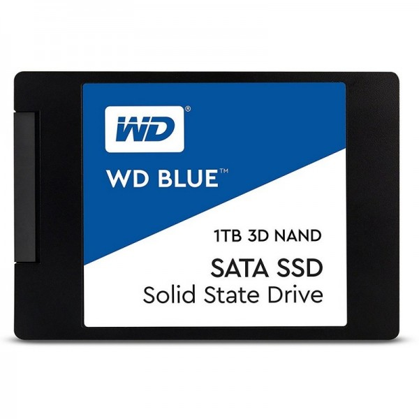 Western Digital WD Blue 1TB Disques SSD Western Digital, Ultra Pc Gamer Maroc