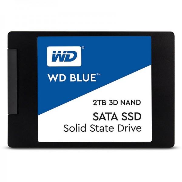 Western Digital WD Blue 2TB Disques SSD Western Digital, Ultra Pc Gamer Maroc