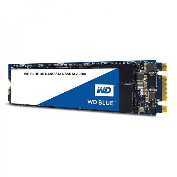 Western Digital WD Blue 500GB M.2 Disques SSD Western Digital, Ultra Pc Gamer Maroc