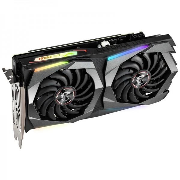 MSI GeForce GTX 1660 Ti GAMING X 6GB GDDR6 Cartes graphiques MSI, Ultra Pc Gamer Maroc