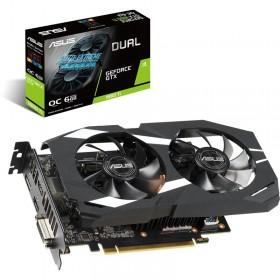 ASUS GeForce GTX 1660 Ti Dual OC 6GB GDDR6 Cartes graphiques ASUS, Ultra Pc Gamer Maroc