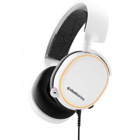 SteelSeries Arctis 5 2019 (blanc) Casques SteelSeries, Ultra Pc Gamer Maroc