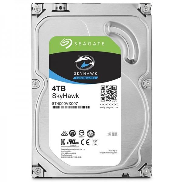 "Seagate SkyHawk 3.5"" 4TB Disques durs et SSD Seagate, Ultra Pc Gamer Maroc"