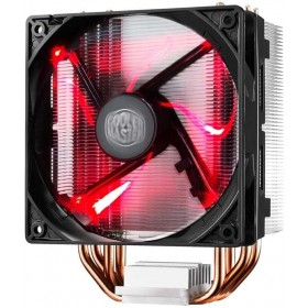 Cooler Master Hyper 212 LED Refroidissement Cooler Master, Ultra Pc Gamer Maroc