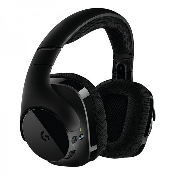 Logitech G533 Prodigy Wireless Gaming Headset Casques Logitech, Ultra Pc Gamer Maroc