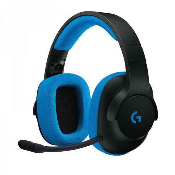 Logitech G233 Prodigy Wired Gaming Headset Casques Logitech, Ultra Pc Gamer Maroc