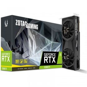ZOTAC GeForce RTX 2080 Ti Twin Fan 11GB GDDR6 Cartes graphiques Zotac, Ultra Pc Gamer Maroc