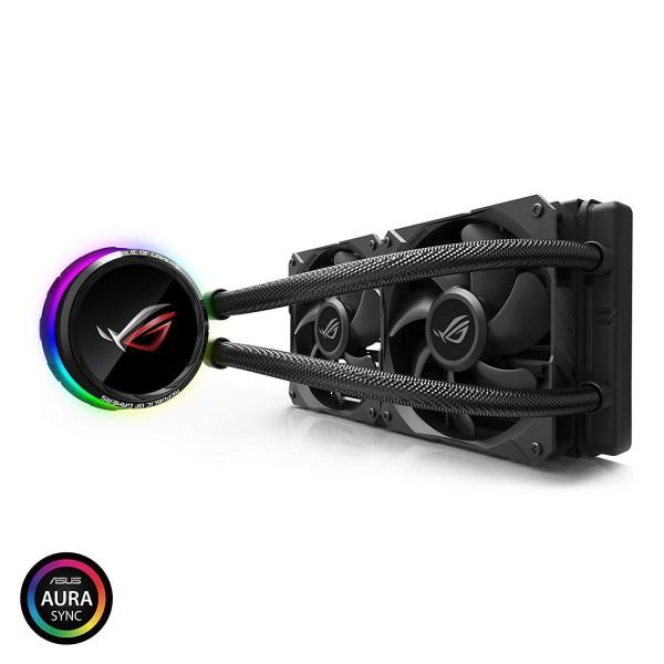 ASUS ROG RYUO 240 RGB Refroidissement ASUS, Ultra Pc Gamer Maroc