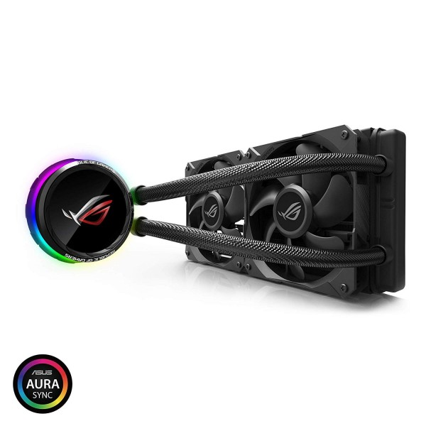 ASUS ROG RYUO 240 RGB Refroidissement ASUS, Ultra Pc Gamer Maroc