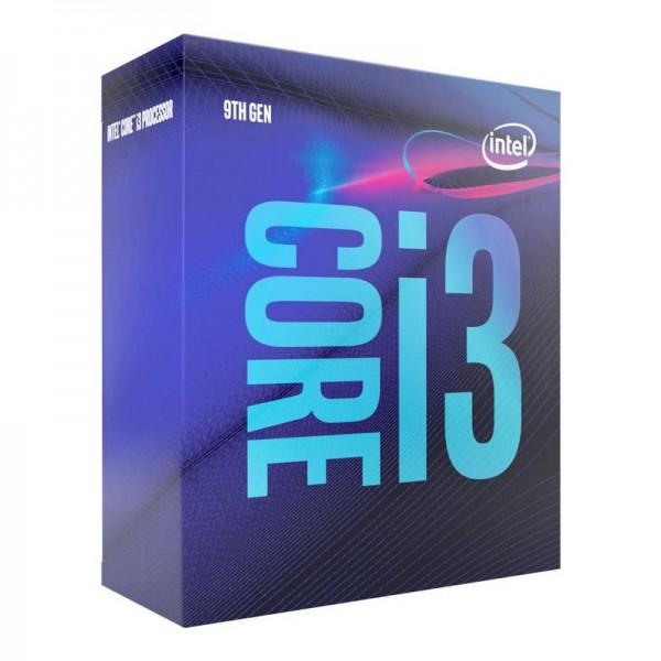 Intel Core i3 9100F (3.6 GHz / 4.2 GHz) Processeurs Intel, Ultra Pc Gamer Maroc