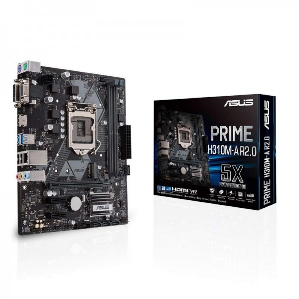 ASUS PRIME H310M-A R2.0 Composants ASUS, Ultra Pc Gamer Maroc