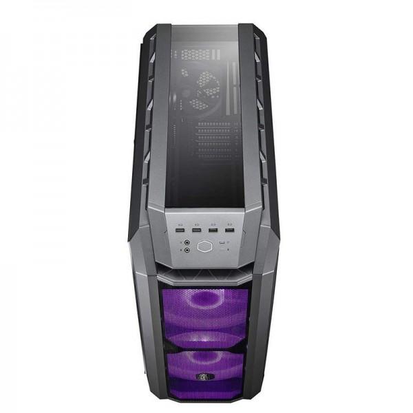Cooler Master MasterCase H500P Gunmetal Mesh Boitiers PC Cooler Master, Ultra Pc Gamer Maroc