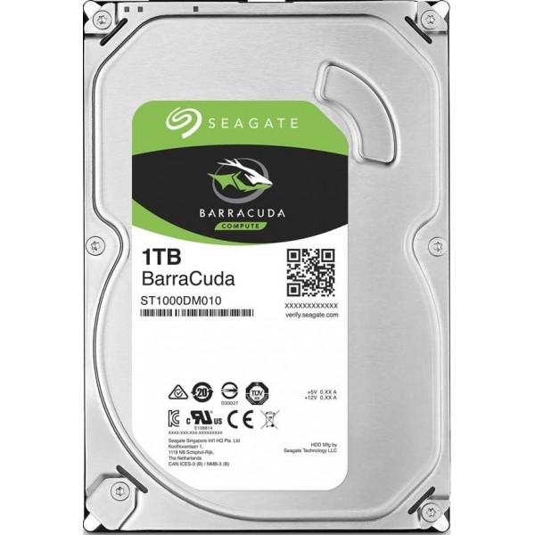 "Seagate BarraCuda 3.5"" 1TB Disques durs et SSD Seagate, Ultra Pc Gamer Maroc"