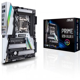 ASUS PRIME X299-DELUXE II Cartes mères ASUS, Ultra Pc Gamer Maroc
