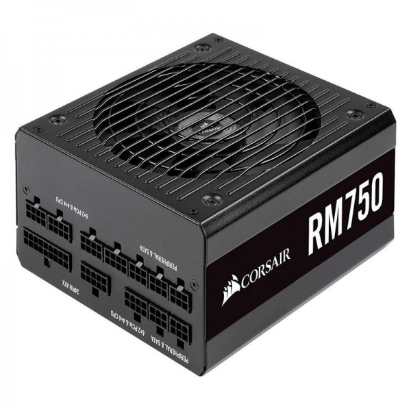 Corsair RM750 80PLUS Gold 750W Alimentations PC Corsair, Ultra Pc Gamer Maroc