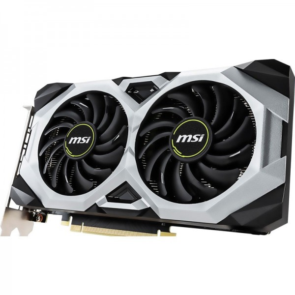 MSI GeForce RTX 2060 VENTUS XS OC 6GB GDDR6 Cartes graphiques MSI, Ultra Pc Gamer Maroc