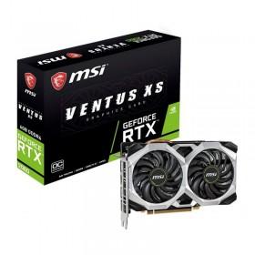 MSI GeForce RTX 2060 VENTUS XS OC 6GB GDDR6 Cartes graphiques MSI, Ultra Pc Gamer Maroc