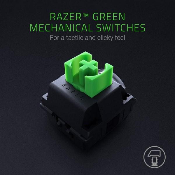 Razer BlackWidow 2019 Green Switch Claviers Razer, Ultra Pc Gamer Maroc